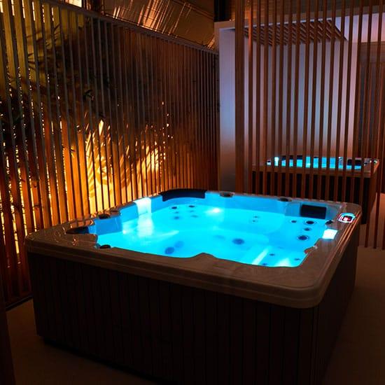 Met een Silverspas massagebad is het pas echt ontspannen